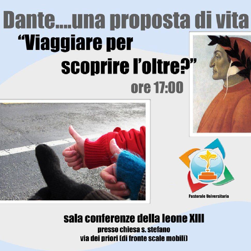 Ciclo Dantesco – Dante… Una Proposta Di Vita 2012