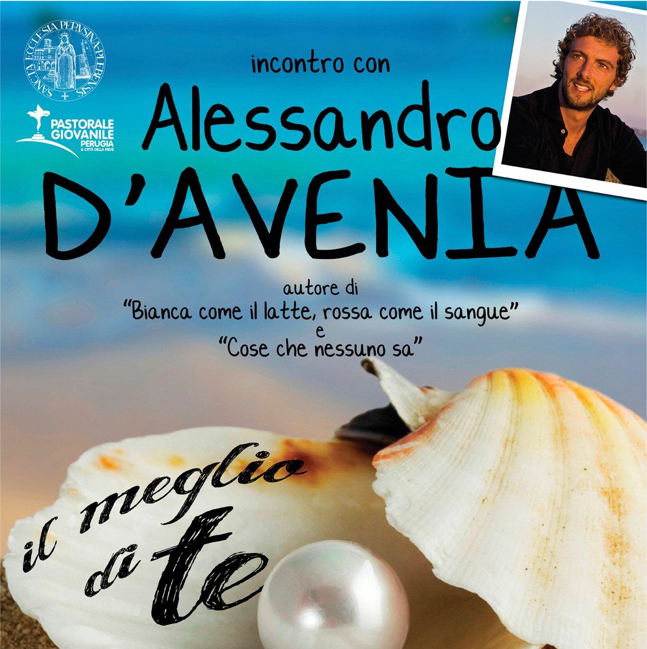 Incontro Con Alessandro D'Avenia – 20 Aprile 2012 – QUadrato