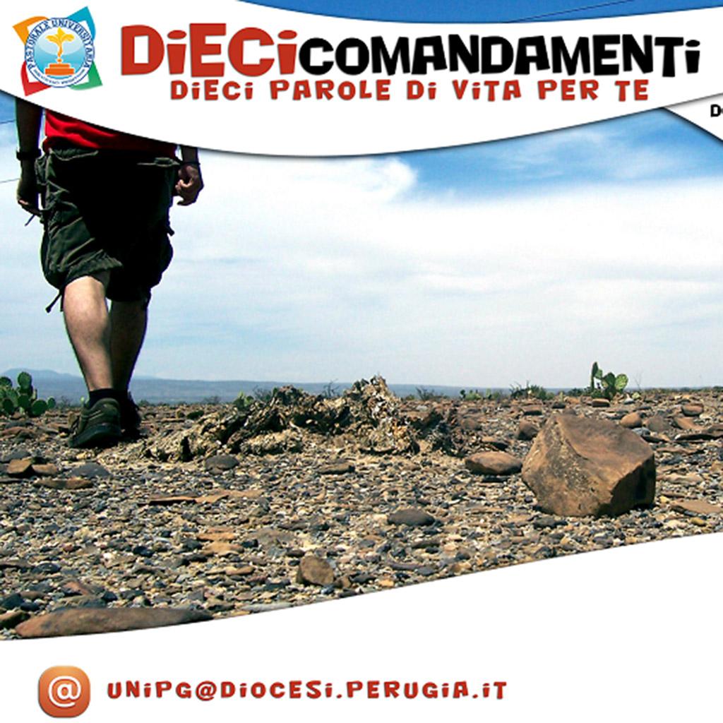 Locandina 10 Comandamenti 2012