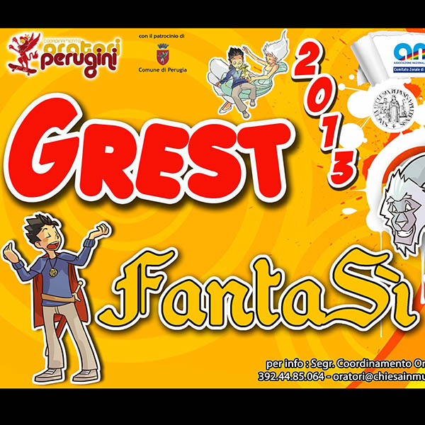 GrEst 2013: FantaSì