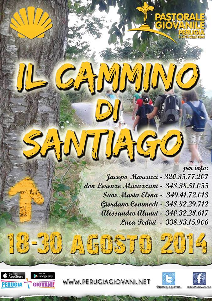 Pellegrinaggio A Santiago