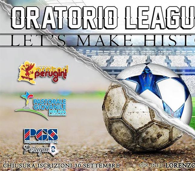 Oratorio League