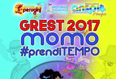 GRE.ST 2017 – MOMO #prendiTEMPO