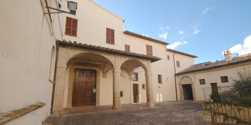 Perugia Monastero Di Sant Agnese